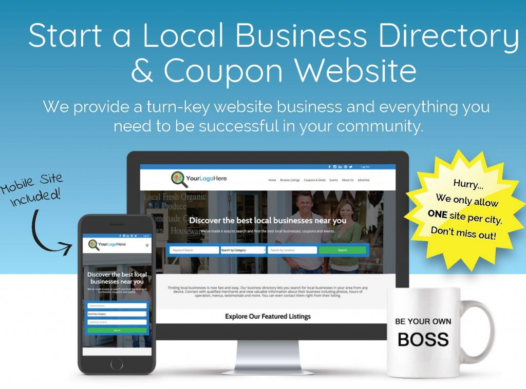 Directory For Business