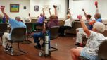 Become a Licensed Geri-Fit instructor and teach senior fitness classes!