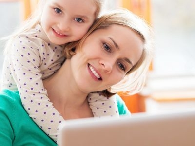 Moms Who Want to Work from Home