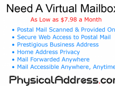 PhysicalAddress.com