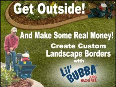 Start-Up a Lil' Bubba Concrete Edging Business