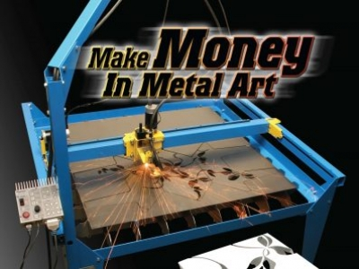 Make money in Metal Art