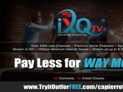 8000 Channels For $39.00