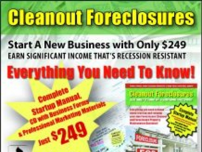 Cleanout Foreclosures