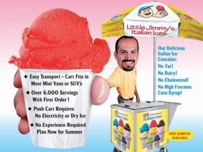 Sell the Little Jimmy's Italian Ice Frozen Dessert