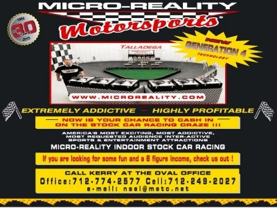 Micro Reality Motor Sports
