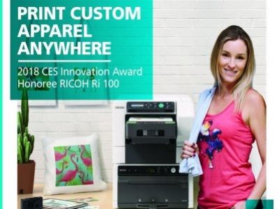 Print Custom Apparel Anywhere – Business Opportunity