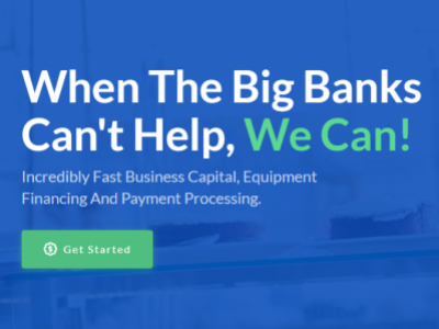 Incredibly Fast Business Financing and Capital